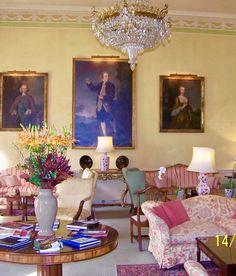 Room in Middlethorpe Hall,York,England