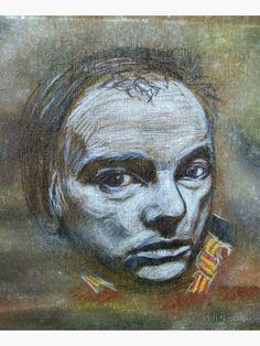 Top Artists, Great Artists, Oil Pastel Paintings, Art Paintings, Irish Rock, Van Morrison, Legendary Singers, Thing 1, Cowboy Art