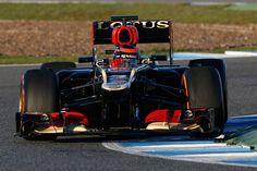 Tests F1 Jerez 2013: Kimi y De la Rosa, nombres del día - F1 Autobild.es