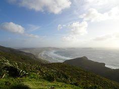 Cape Reinga - Blick nach links