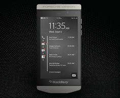 BlackBerry představilo nový luxusní model Porsche Design s pamětí 64 GB Blackberry Smartphone, Blackberry Passport, Blackberry 10, Technology Design, Technology Gadgets, Clean Technology, Porsche Design, Nintendo Wii Controller