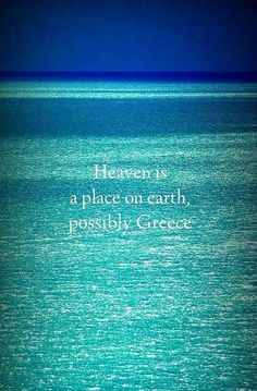 Greece#dreamy blue