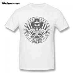 Tops & Tees Loyal Evil Clown Skulls It Tshirts Mens Hip Hop Satan Skull Printing T Shirt Normal Tops Shirts For Youth Man Crewneck 100% Cotton Without Return T-shirts