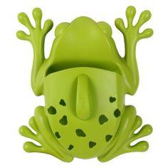 Boon Frog Bath Toy Scoop