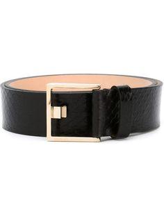 DSQUARED2 buckled belt. #dsquared2 #方扣腰带