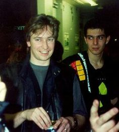 Alan wilder Martin L, Band Pictures, Forever Grateful, Great Bands, My Man, My Music, People, Heartbeat, Boss