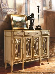 01-2366 Camber Sideboard by Habersham