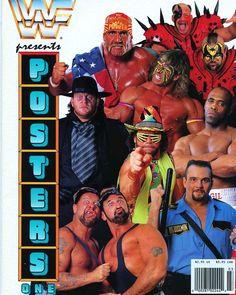 WWF Golden era Ultimate Warrior, Hulk Hogan, Bushwhackers, Legion of Doom, the Undertaker, Big Boss Man, Virgil, Macho Man Randy Savage