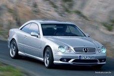 Mercedes-Benz CL 65 AMG 2003