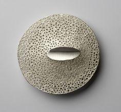 Per Suntum - Sea Flower Brooch 2005. Silver. Private collection.