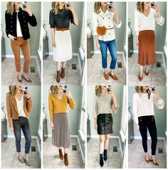 The Romantic Twist - Penny Pincher Fashion Classy Fall Outfits, Fall Outfits For Work, Cute Casual Outfits, Spring Outfits, Winter Outfits, Penny Pincher Fashion, Affordable Clothes, How To Wear, Fashion Fashion