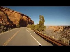 """Colorado National Monument, """"Tour of the Moon"""" bike trainer video. This scenic video is for viewing while training indoors on your bike trainer. Best Treadmill Workout, Running On Treadmill, Elliptical Workouts, Start Running, Running Tips, Workout Plans, Workout Machines, Exercise Machine, Walking Exercise"""