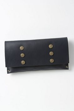 If By Sea Clutch #anthropologie