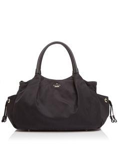 0cca82e514bf kate spade new york Classic Nylon Stevie Diaper Bag Baby Diaper Bags