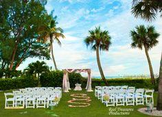 Casa Ybel Sanibel Island Simple Elegant Wedding Destin Florida