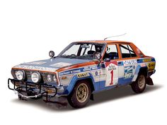 Technical Focus: comparing Scott Armstrong's Datsun Violet for the 2017 Safari Classic with the Safari Rally winners of yesteryear Moto Car, Bmw 535i, Nissan Infiniti, Safari, Daihatsu, Car Drawings, Japanese Cars, Rally Car, Vintage Racing