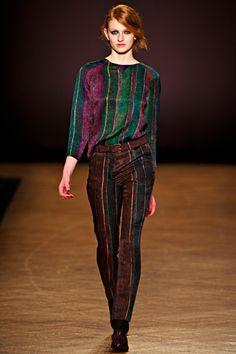 Paul Smith Womenswear Autumn/Winter 2012