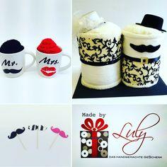 handgemachte Geschenke für Sie und Er www.facebook.com/madebyLuly