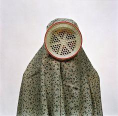 Like Every Day, Shadi Ghadirian, 2000-2001