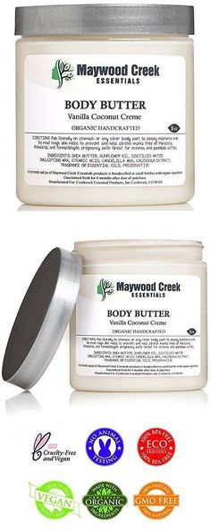 Scar and Stretch Mark Reducers: Stretch Mark Removal And Scar Cream 8 Oz Organic Body And Belly Butter For Women And - BUY IT NOW ONLY: $35.95