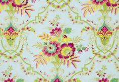 Jennifer Paganelli Lucky Girl Fabric - Jill - Vintage - Fabric