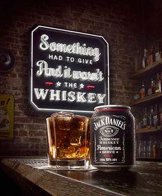 Jack Daniel's - American Serve on Behance