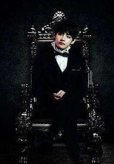Bangtansoyoenda 태태 Kim Taehuyng Alien BTS  [ A.R.M.Y] ⭐️
