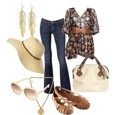 """""""Wednesday"""" by missweezer on Polyvore"""