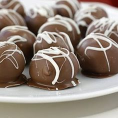 Oreo Balls, but we will make them like truffles we could do this and a project and watch Disney movies!