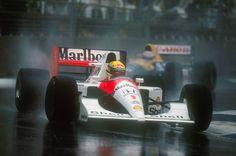 1991 - Australia - Mclaren Honda - Ayrton Senna