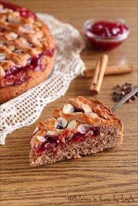 Sweet Recipes, Cake Recipes, Dessert Recipes, Malt Loaf, Low Carb Brasil, German Desserts, Jam Tarts, Shortcrust Pastry, Almond Cakes