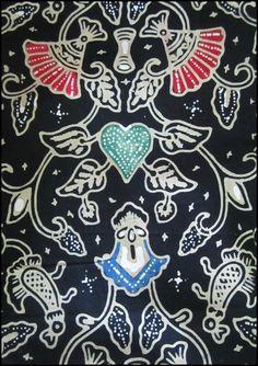 Batik Tablerunners - Textiil - Artisanal fabrics + Modern global home decor