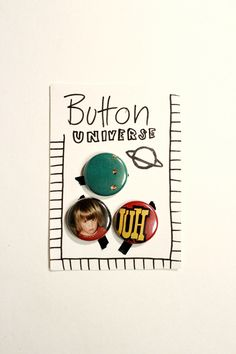 MesOldies: 6 CHF Chf, Badge, Hipster, Buttons, Fancy, Vintage, Ideas, Hipsters, Hipster Outfits