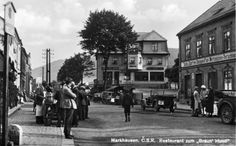 Markhausen 1934 Street View, Branding