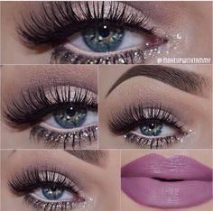 Gorgeous Winter Makeup Ideas❄️