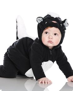 4b1b3cbf9 Little Skunk Halloween Costume from Carters.com. Shop clothing &  accessories from a