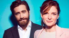 """Zum Kinostart von """"Life"""" statteten Hauptdarsteller Jake Gyllenhaal und Rebecca Ferguson der BILD-Redaktion einen Besuch ab."""