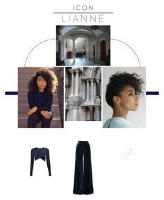 """Icons: Lianne La Havas"" by amberelb ❤ liked on Polyvore"