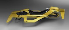 audi bee on Behance Concept Ships, Concept Cars, Hover Bike, Ground Effects, Drones, Reverse Trike, Star Wars Vehicles, Spaceship Design, Flying Car