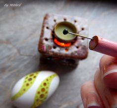 Fler BLOG   Mithril-art / Jak se rodí kraslice Viria, Egg Decorating, Easter Eggs, Carving, Amazon, Wood, Craft, Carved Eggs, Amazons