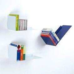 Fab.com | Virgola Shelf Blue Set Of 2