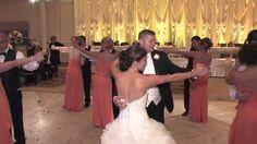 Best Bridesmaid Groomsmen Dance Flash Mob PAL & KATS