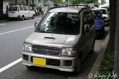 Daihatsu Move 1995- ユニークなスタイリングで登場したダイハツ ムーヴ - BEAUTIFUL CARS OF THE '60s +1 Kei Car, Daihatsu, Japanese Cars, Beautiful