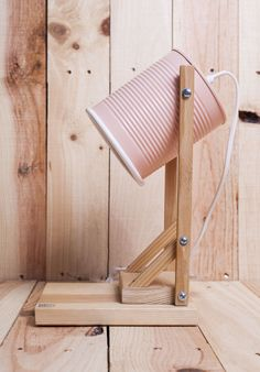 These lamps for apartments are a terrific inclusion to your dream house Diy House Projects, Diy Wood Projects, Tin Can Crafts, Diy And Crafts, Diy Deco Rangement, Luminaria Diy, Diy Casa, Ideias Diy, Recycling