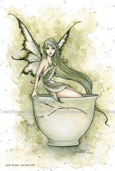 Beautiful Fantasy Art, Beautiful Fairies, Elfen Fantasy, Amy Brown Fairies, Unicorns And Mermaids, Fairy Pictures, Love Fairy, Art Graphique, Fairy Art