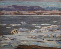 Image detail for -. , 1922 by A. Jackson presented by The Collectors' Gallery of Art Impressionist Landscape, Impressionism, Landscape Paintings, Landscapes, Group Of Seven Artists, Group Of Seven Paintings, Canadian Painters, Canadian Artists, Tom Thomson Paintings