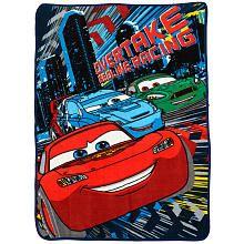 Disney Pixar's Cars 2 Micro Throw Blanket