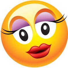 Makeup Smiley