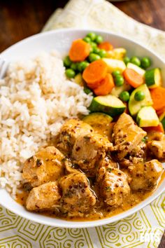 Delicious Instant Pot Honey Mustard Chicken - tender pieces of chicken breast in a flavoursome honey dijon mustard sauce. Chicken only! All ready in less than 20 minutes. Healthy Crockpot Recipes, Cooking Recipes, Healthy Food, Healthy Eating, Slimming World Chicken Recipes, Slimming Recipes, Slimming Eats, Honey Mustard Chicken, Pressure Cooker Recipes