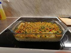 Broiler riisivuoka - Kotikokki.net - reseptit